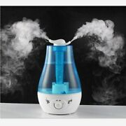 Ultrasonic Cool Mist Humidifier For Bedroom Quiet With Essential Oils Diffuser