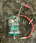 Vintage 1980and039s Kyosho Brushed Motor 480t 30t Optima Mid Ultima Blackfoot Rc10