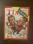 1976 May 17 Time Magazine Republican Rumble