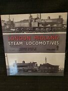 Ho And N Scale Collectors London Midland Steam Locomotives Book V2