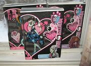 Mattel-collectible-monster High-3 Going To Draculaura Sweet 1600and039s Party Retired