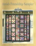 Amish Friendship Sampler Designs, Patterns, Techniques Quilts ... By Non Connu