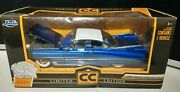 Jada 1959 Cadillac Coupe Deville 1/24 Collector's Club Le 6054 Of 7500 Diecast