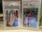 Trae Young 2 Mosaic Psa Gem Mint 10 💎💎🔥🔥 Prizm Stained Glass/got Game
