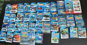 Huge Lot Of Hot Wheels Die Cast Toy Cars Batmobile Knight Rider