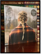 Evermore By Taylor Swift New Sealed Limited Edition Green 2 Lp Album Vinyl