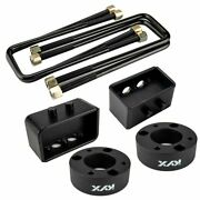 3 Front And 3 Rear Suspension Leveling Lift Kit For 2004-2020 Ford F150 2wd 4wd