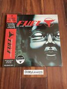 Fuel Something Like Human Lp Black With Splatter Limited Edition 500