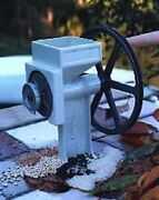 Country Living Grain Mill With Large Corn And Bean Auger