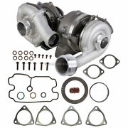 For Ford F-250 Super Duty Stigan Turbo Turbocharger W/ Victor Reinz Gaskets Tcp