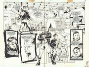 Superboy / Risk Double-shot 1 Pgs. 2 And 3 - Superboy Dps - 1998 By Joe Phillips