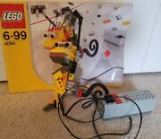 Lego Make And Create Inventor Set Motor Movers 4094 - 100 Complete