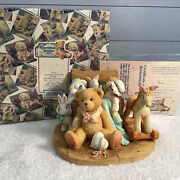 Cherished Teddies - Christopher - 950483 - Old Friends Are The Best Friends