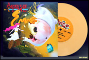 Adventure Time Friends Donand039t Fight 7 Ep On Yellow Vinyl New Sealed Color Mondo