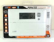 Luxpro Pspa722 7-day Energy Saving Programmable Thermostat - Lighted Display