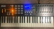 Akai Mpk49 Midi Keyboard Used From Japan Music Tested Good Condition Fedex