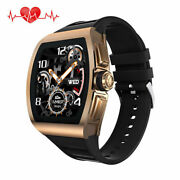 Waterproof Smart Watch Heart Rate Monitor Phone Mate For Iphone 6 7 8 X 11 Xs Xr