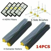 Irobot Roomba Brushes Sod Brush For 800and900 Series Accessories Cover Part 14pcs