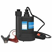 Water Pump Submersible Pump Dc 12v Sump Pump 1500 Gph Utility Pump With Switch..