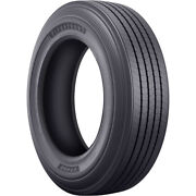 4 New Firestone Ft492 285/75r24.5 Load G 14 Ply Trailer Commercial Tires