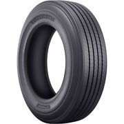 4 Tires Firestone Ft492 255/70r22.5 Load H 16 Ply Trailer Commercial