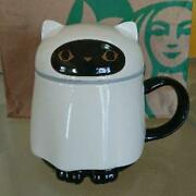 Starbucks Limited Halloween Black Cat Mug With Lid Taiwan Shipping From Japan