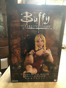Sideshow 1/4 Exclusive Buffy Vampire Slayer Throne Of Slayer Maquette 553/750