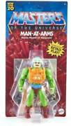 Masters Of The Universe Origins Wave 1 Man-at-arms In Stock