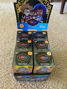 Funko Mystery Minis Disneyand039s Coco - Full Case Of 12 New Unopened W/display Box