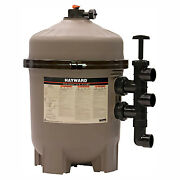 Hayward Progrid 60 Square Foot High Capacity In Ground De Pool Filter Used