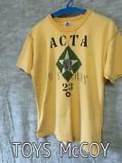 Toys Mccoy T-shirt Light Yellow Size M Used From Japan