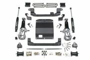 Zone Off Road 5.5 Suspension Lift Kit, Colorado/canyon 4wd C39n
