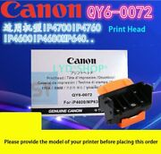 Print Head Qy6-0072 For Canon Ip4700 Ip4760 Ip4600 Ip4680 Mp640 Printer New
