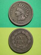 1859 Indian Head Cent Penny Exact Coin Shown Fast Flat Rate Shipping Oce 20