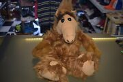 Vintage Alf Stuffed Animal 1986 With Hidden Pocket In The Back