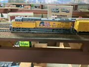 Ho Train Layout 5andrsquo X 12andrsquo Includes Dcc Nce Power Cab