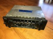 Becker Europa Cassette Auto Radio Model 599 Radio Stereo Out Of W123 83 Mercedes