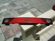 1995 1996andnbsp Mitsubishi 3000gt Spyder Oem Rear Factory Emblem Only Very Rare