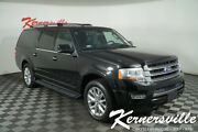 2017 Ford Expedition Limited Used 2017 Ford Expedition El Limited 4wd Suv 31dodge Kcdjr Stk X3323