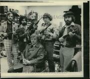 1976 Press Photo Fbi's District Of Columbia's Undercover Police Gang Members