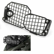 Led Headlight Guard Grill Protect For Bmw F800gs 700gs F800r F650gs 2008-17 H