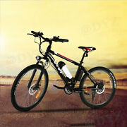 26 Electric Bike Mountain Bicycle Ebike 21-speed 350w Removeable Battery Best.andlsquo