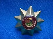 Sadf South Africa African Military Army Emblem Insignia 29mm