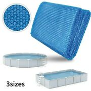 Film Pool Cover Garden Home Indoor Many Sizes Pe Pools Private Protector
