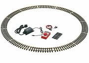 Lgb G Scale G Starter Track And Power Set Ships In 1 Bus Day | 19904
