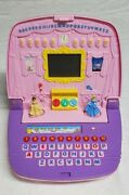 Leapfrog Disney Princess Laptop - Enchanting Games And Sing-along Songs Pre-owned