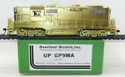 Overland Models Ho Omi-5480 Brass Up Union Pacific Gp9ma Diesel Loco 332 T117
