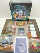 2004 Disney Theme Park Clue Haunted Mansion Board Game Parker Brothers 99.9