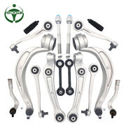 16pc Kit Control Arms Lateral Link For 2008-2009 Audi A4 A5 S4 S5 Q5 Quattro