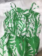 Lily Pulitzer For Target Girls Boom Boom Print Jumpsuit